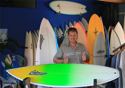Happy Customers - Neilson Surfboards