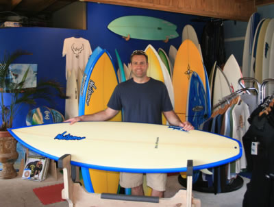Biofoam Surfboards