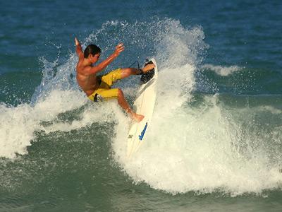 Steve Kaltenback - Neilson Surfboards
