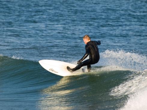 Neilson Surfboards - Floatey Fish ride report
